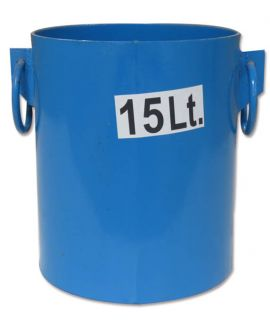Cylindrical Measures - 15 Litre