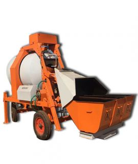 Mini Mobile Batching Plant 12 -15 cum - hr