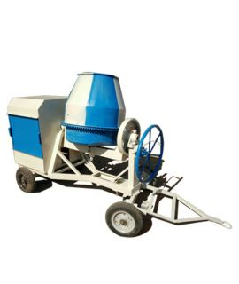 Full Bag Concrete Mixer without Hopper -Electric Operated