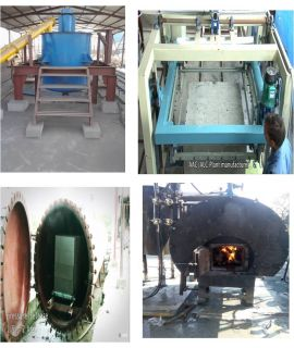 AAC Plant - 18 cubic mtr