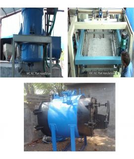 ALC Plant Steam Curing Manual - 20m3