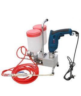 Dual Component Epoxy Grouting Pump