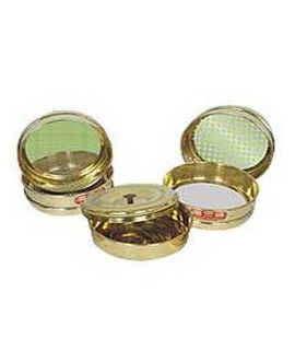 Brass Sieves 200MM Dia Full Set
