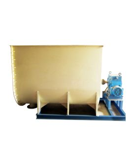 Foam Concrete Mixer (1.5m3)