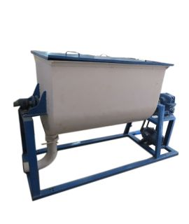 Foam Concrete Mixer (0.5m3)