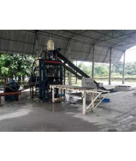 Fly Ash Brick Plant of 11000 Capacity