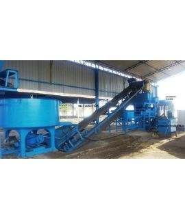 Fly Ash Brick Plant of 12000 Capacity