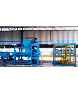 Fly Ash Brick Plant of 19000 Capacity