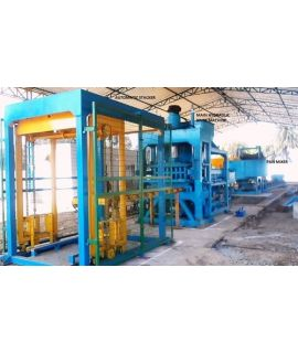 Fly Ash Brick Plant of 22000 Capacity