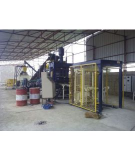 Fly Ash Brick Plant of 24000 Capacity