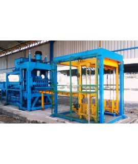Fly Ash Brick Plant of 32000 Capacity