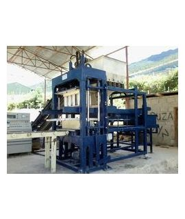 Fly Ash Brick Plant of 8000 Capacity