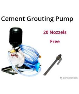 Grouting Pump With Nozzle