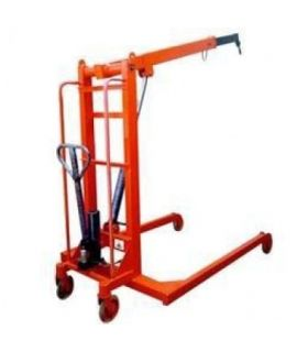 Mobile Floor Crane  2 Tone Manual