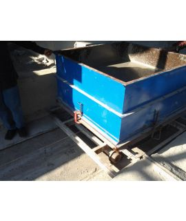 Mould Trolley (1300 x 1300mm)