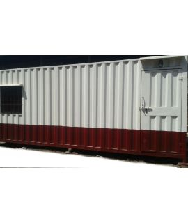 MS Portable Office Cabin 40 x 8 Ft