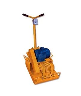 Plate Compactor- 5 tone Electric Operated