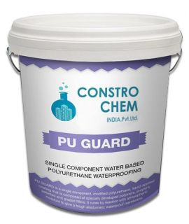 Polyurethane Waterproof Coating - 25 Kg