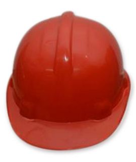 ISI Safety Helmet (Red)