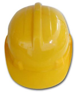 ISI Safety Helmet Semi (Yellow)