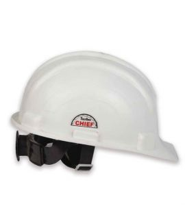 ISI safety helmet (White)