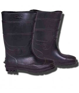 Safety Gumboot Full with 12 Inches height  7 Inch size