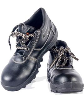 Prima Safety Shoes  Rocksport Booster  7 Inch Black