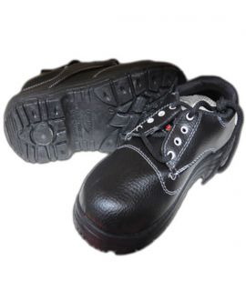Prima Safety Shoes  Classic model 8 Inch Black