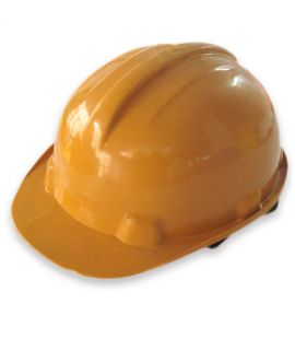 ISI Safety Helmet (Yellow)