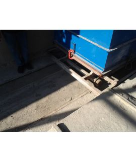 Transfer Trolley   (1500 x 1500mm)