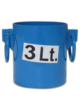Cylindrical Measures - 3 Litre