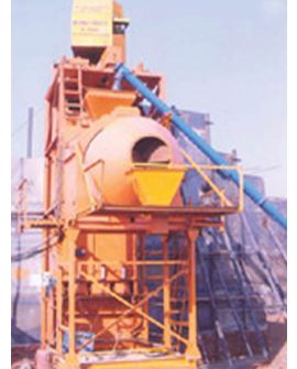 Automatic Mobile Batching Plant 30 cum-hr Without Pit Type