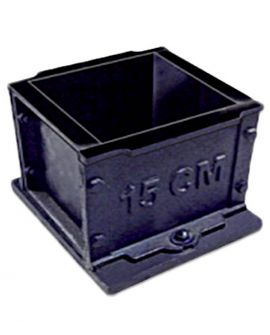 Cube Mould- Non ISI 15x15x15cm