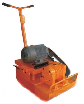 Earth Compactors Electric Operated 2-3 Ton