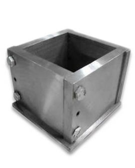 Cube Mould- Non ISI 7.06 x 7.06 x 7.06 cm