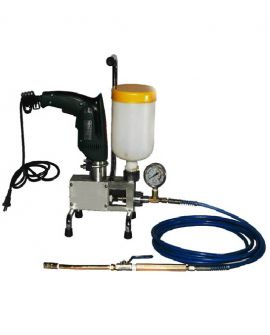 Single component Epoxy Grouting Pump