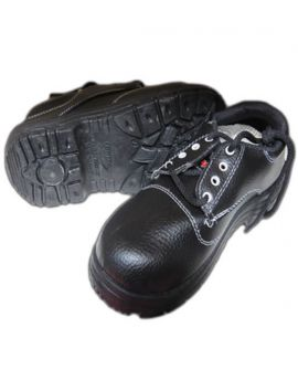 Prima Safety Shoes  Classic model 6 Inch Black